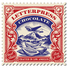 Logo - Letterpress Chocolate