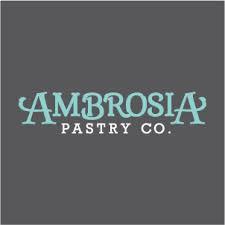 Ambrosia Pastry Logo